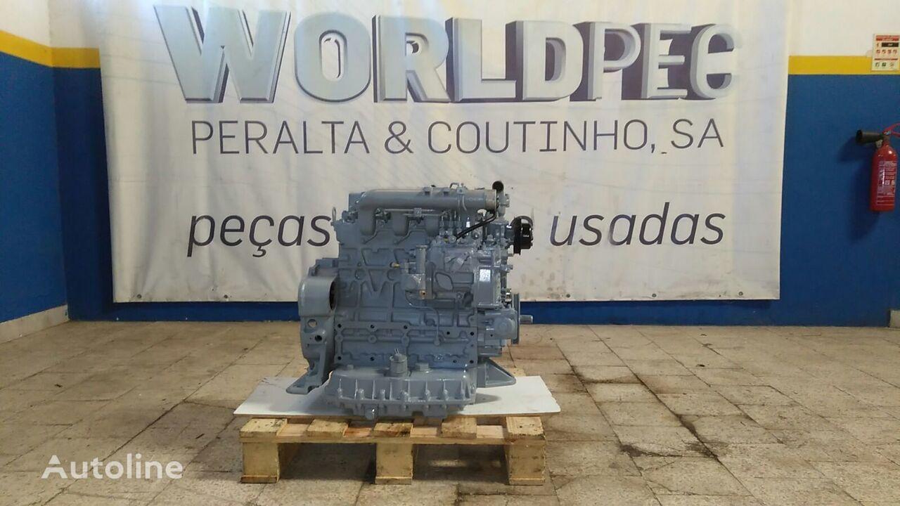 motor KUBOTA V 2203 para mini-escavadora