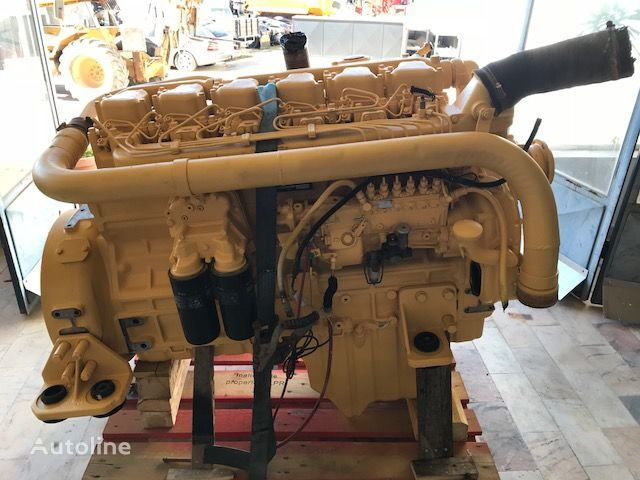 motor LIEBHERR D906T para grua móvel