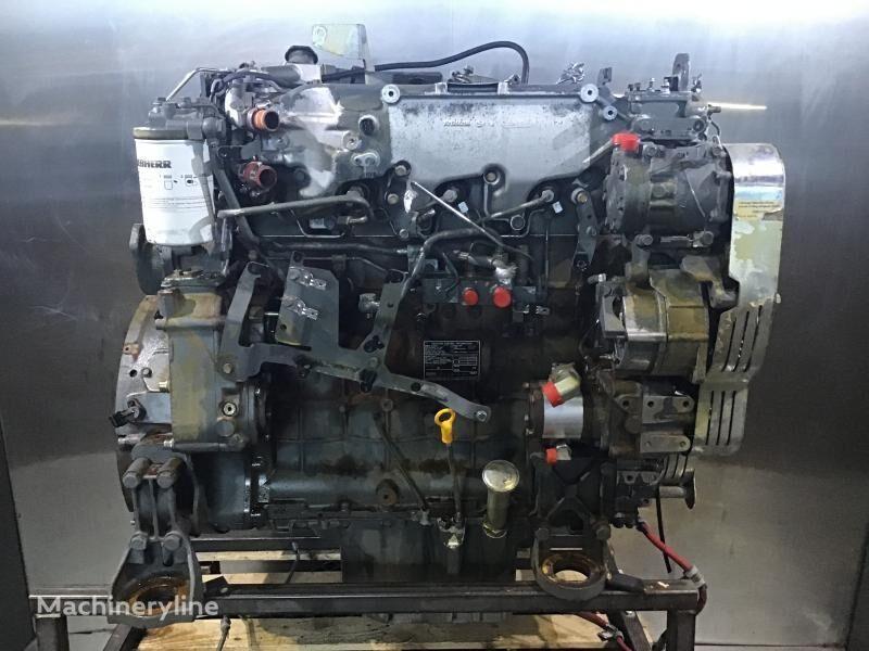 motor D934 para carregadeira de rodas LIEBHERR L550/L556