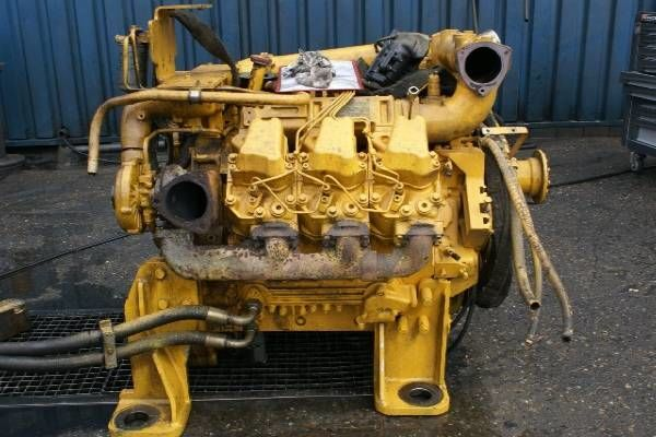 motor para LIEBHERR USED ENGINES outros equipamentos de construção