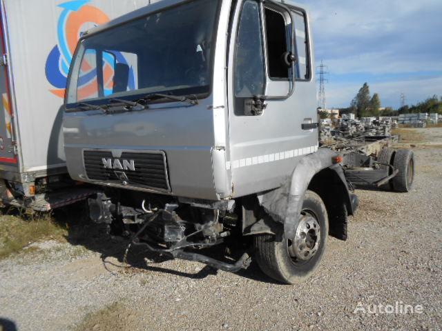 MAN 14.163 motor para MAN 163 camião