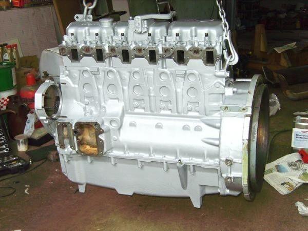 motor para MAN D0826 LF 06 carregadeira de rodas