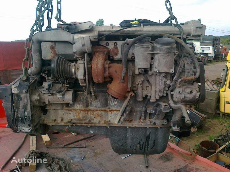 motor para MAN D20 D26 D2066 na czesci 350 430 390 440 480 camião tractor