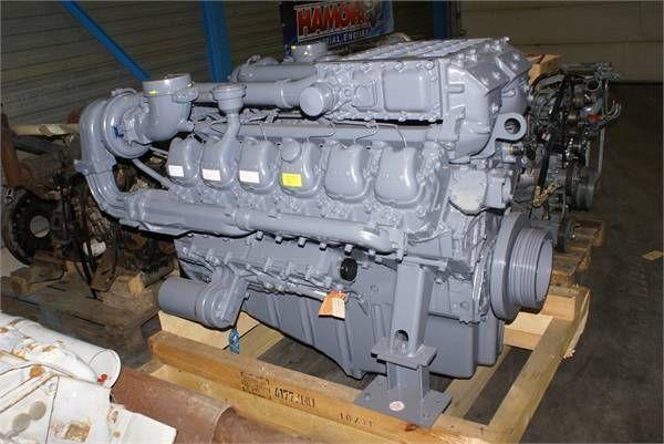 MAN D2842 LE201 NEW motor para MAN outros equipamentos de construção novo