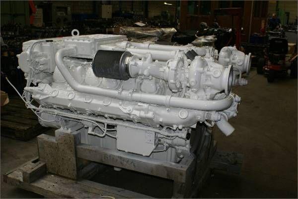 motor para MAN D2842LE406 outros equipamentos de construção