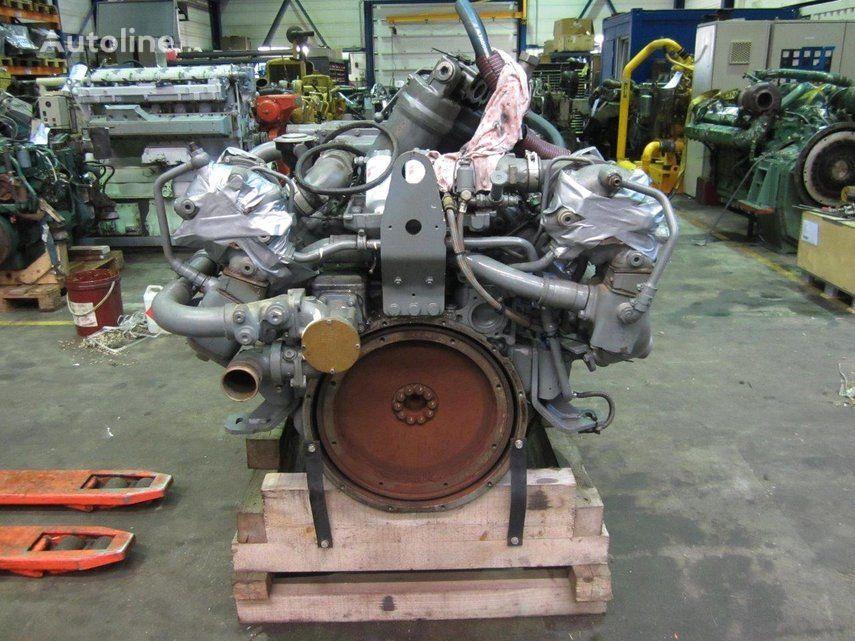 motor MAN D2848LE403 para caravana MAN novo