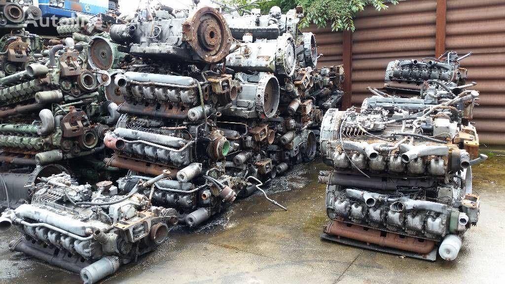 MAN D2866 D2566 motor para MAN D2866 D2566 camião