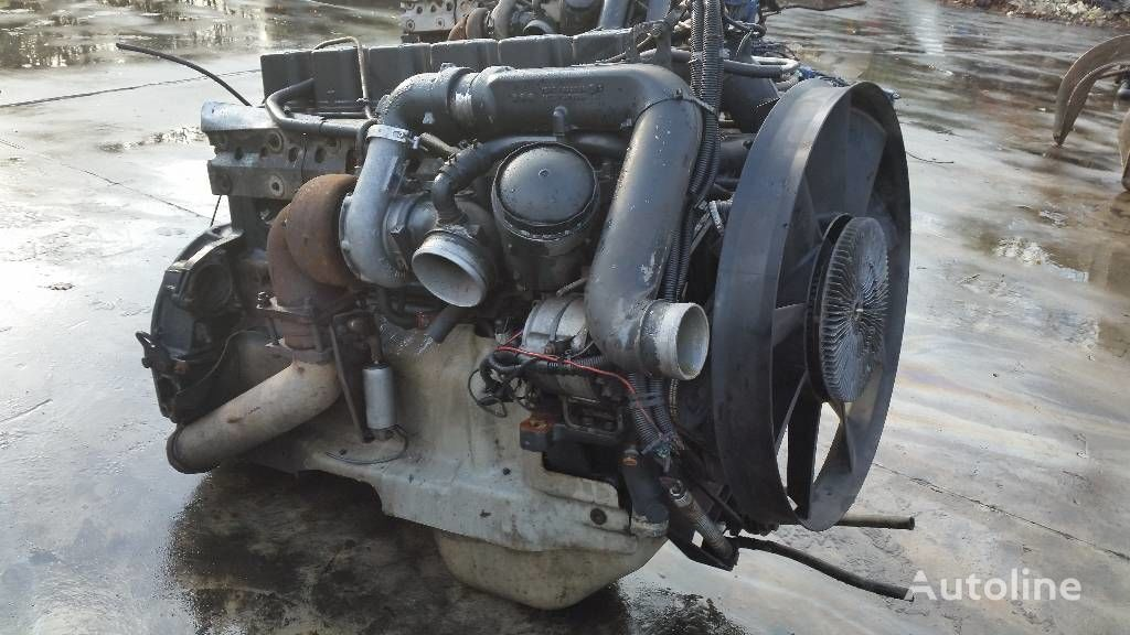 MAN D2866LF20 motor para MAN D2866LF20 camião