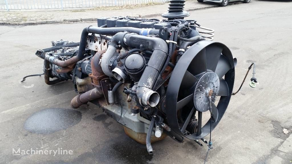 motor para MAN D2866LF20 outros equipamentos de construção