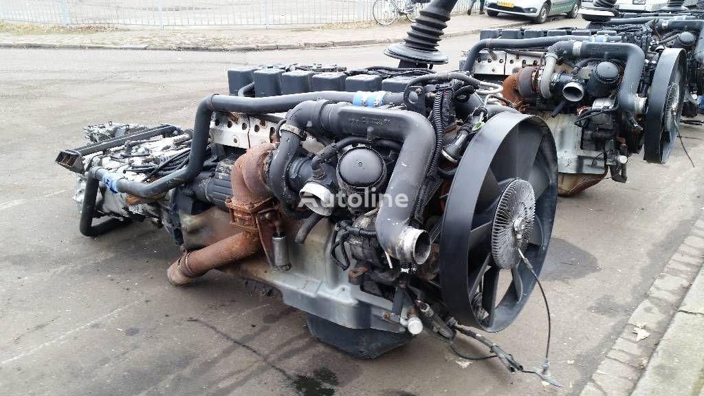 motor para MAN D2866LF20 camião tractor