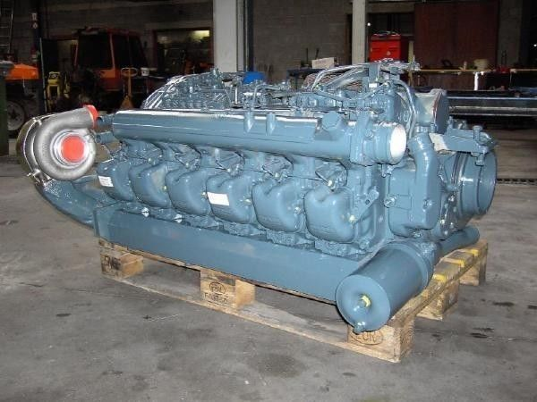 MAN D2876 LOH 01/02/03/04/05/20/21/23 motor para MAN D2876 LOH 01/02/03/04/05/20/21/23 autocarro