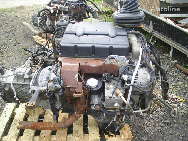 MAN D0834 LFL 40 motor para MAN TGL 7.150 camião