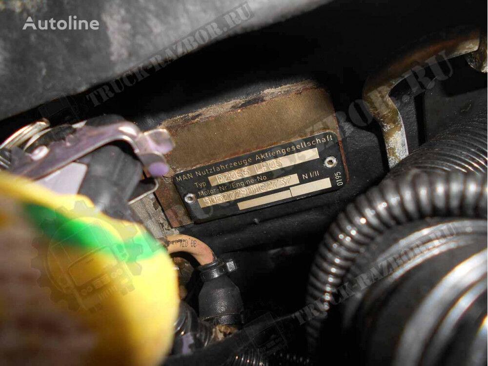 MAN DVS v sbore motor para MAN D2066 LF03  camião tractor