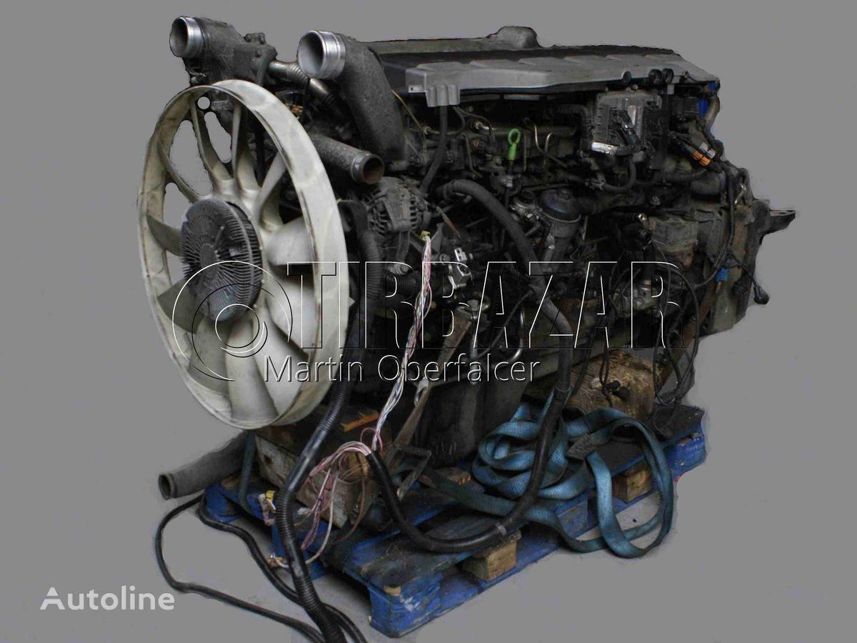 MAN motor 480 HP EURO 4 motor para MAN motor 480 HP EURO 4 camião