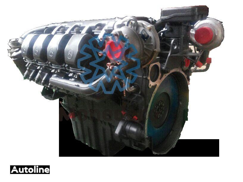 MERCEDES-BENZ motor para MERCEDES-BENZ OM 502 LA camião