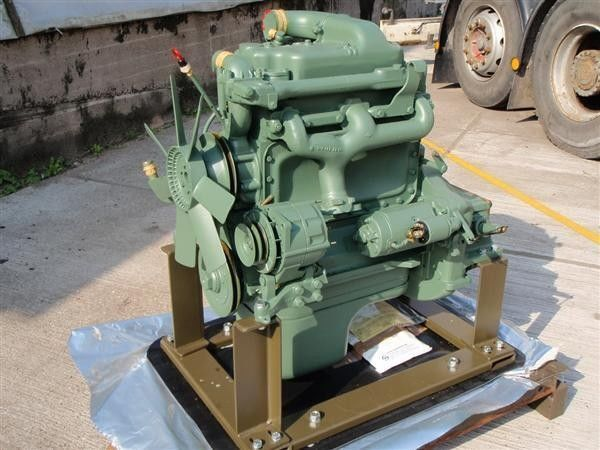 motor para MERCEDES-BENZ OM 314 escavadora