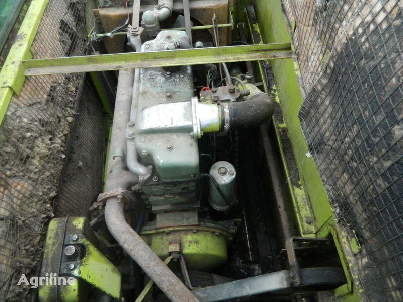 MERCEDES-BENZ OM 352 motor para CLAAS DOMINATOR 85 ceifeira-debulhadora
