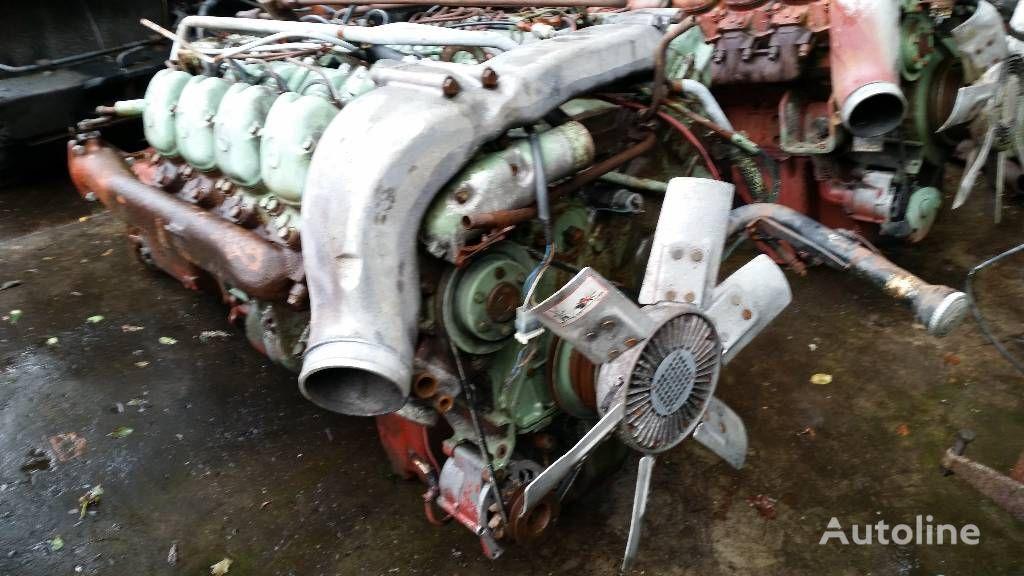 motor para MERCEDES-BENZ OM 402 MET ZF VERSNELLINGSBAK camião