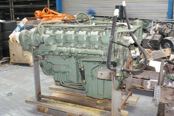 motor para MERCEDES-BENZ OM 424 A outros equipamentos de construção
