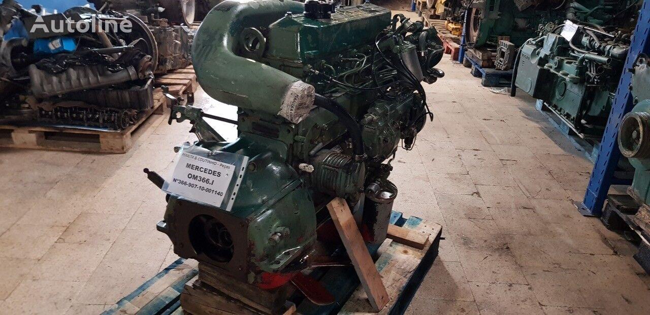 motor MERCEDES-BENZ OM366 para camião MERCEDES-BENZ