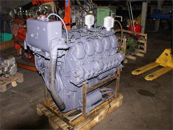 motor para MERCEDES-BENZ OM444LA outros equipamentos de construção