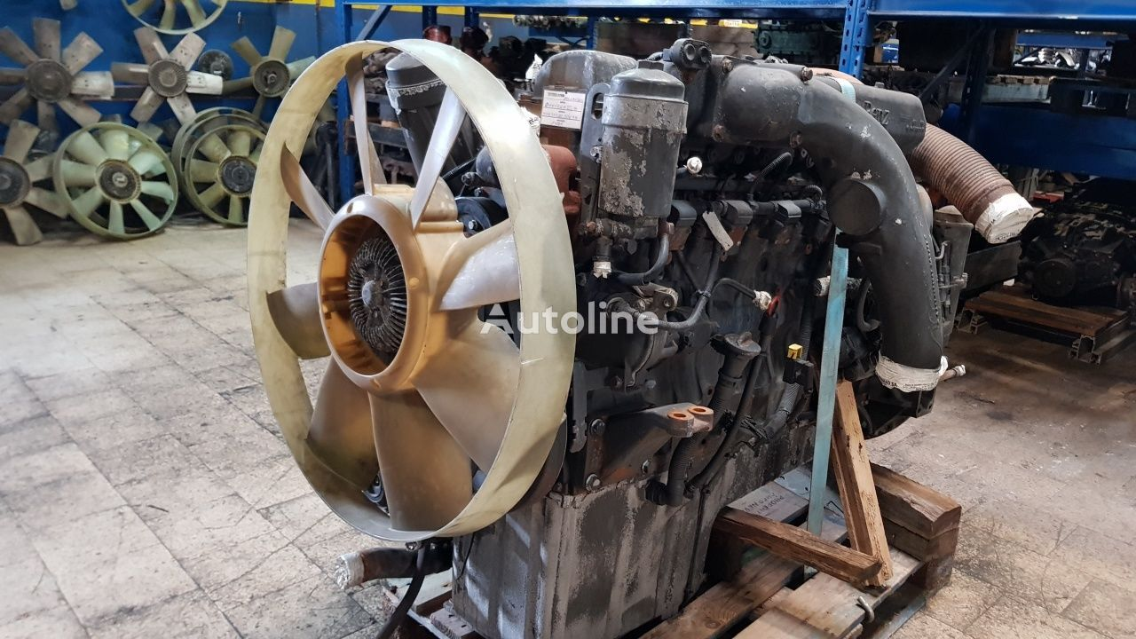 motor MERCEDES-BENZ OM457LA III/8 para camião MERCEDES-BENZ Actros Atego Axor