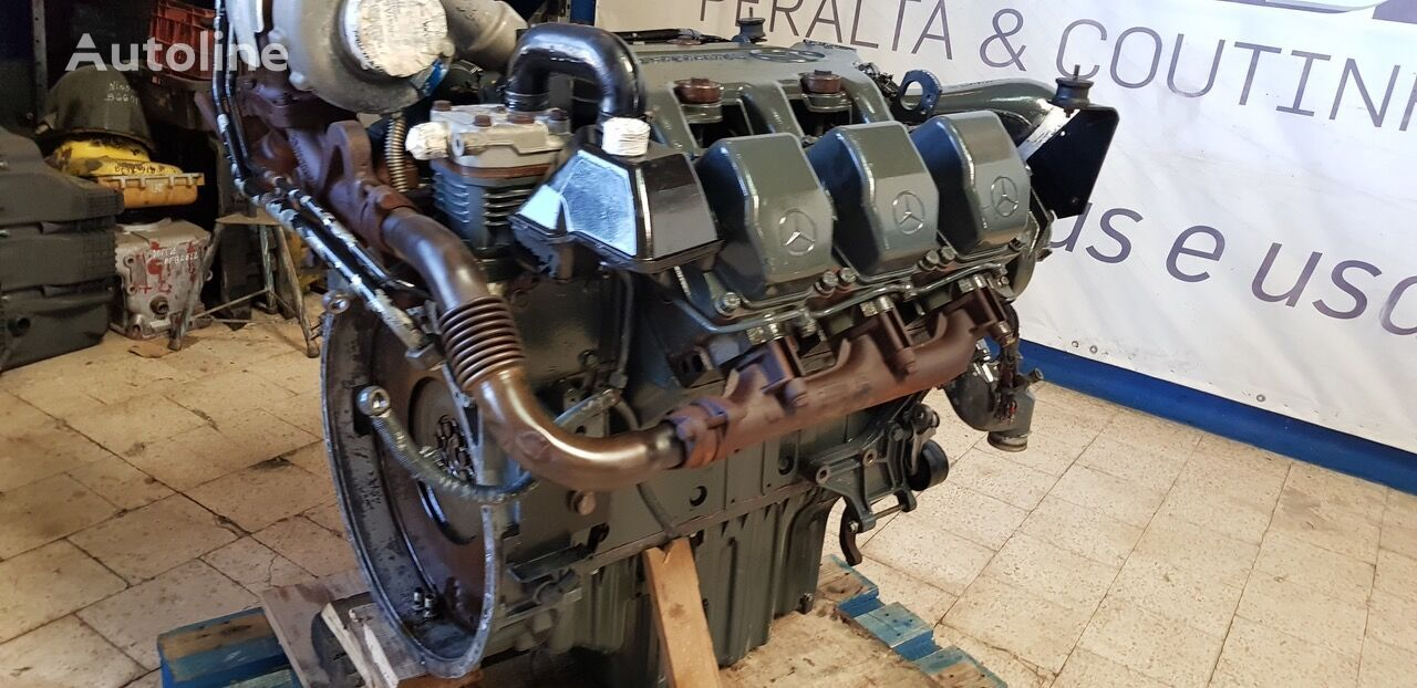 motor MERCEDES-BENZ OM501LA para camião MERCEDES-BENZ ACTROS