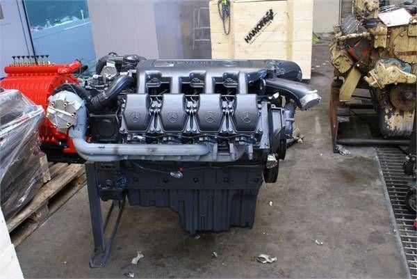 motor para MERCEDES-BENZ OM542LA outros equipamentos de construção