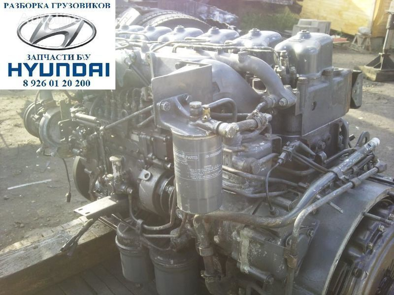 MITSUBISHI D6AC motor para HYUNDAI HD GOLD camião