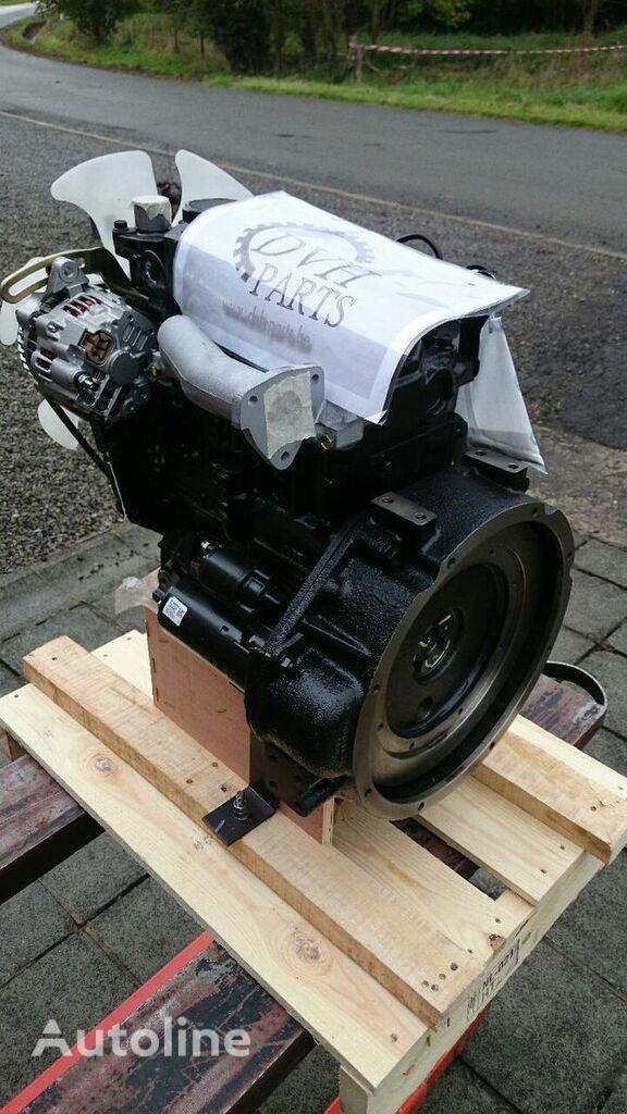 MITSUBISHI S3L2 motor para CATERPILLAR 303CR -302.5, S3L2 mini-escavadora novo
