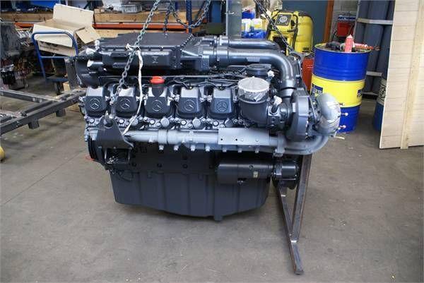 motor para MTU 12V183 LONG-BLOCK escavadora