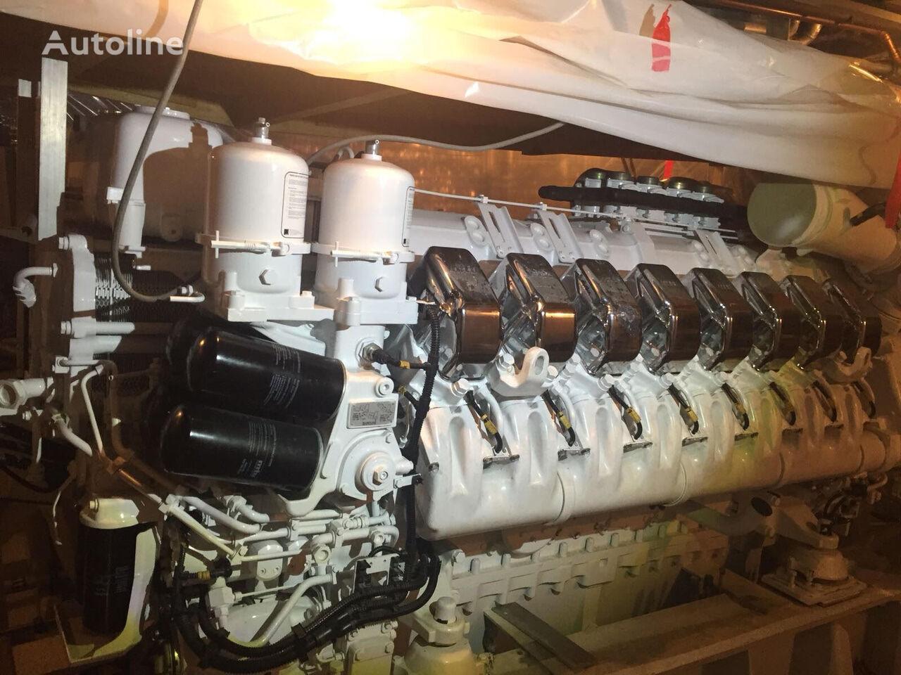 motor MTU M90 MARINE para caravana MAN novo