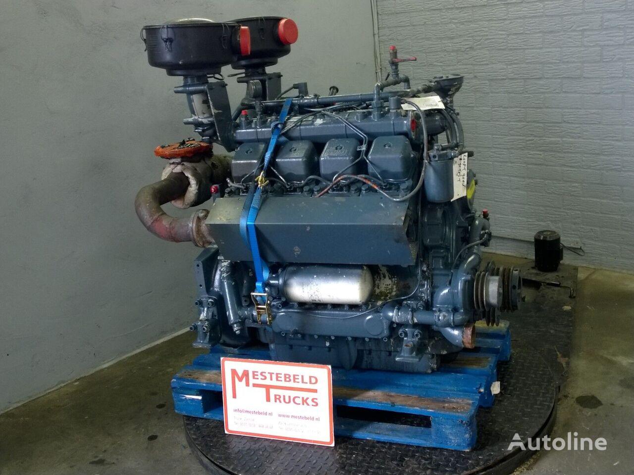 MWM D234 V8 motor para Motor MWM D234 V8 camião tractor