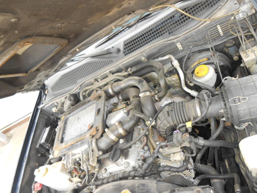 motor NISSAN TERRANO II 3.0 D ZD30D para camião NISSAN TERRANO II / NISSAN PATROL 3.0