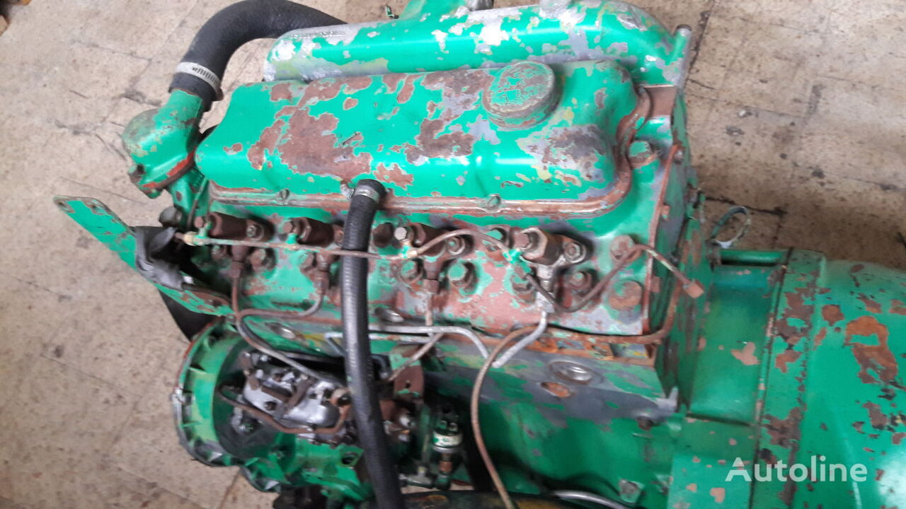 motor PERKINS 4.236 para empilhador