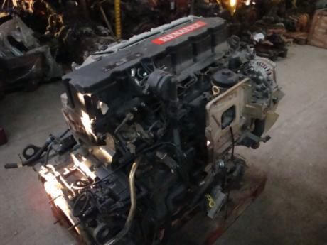moteur renault midlum 280dxi motor para RENAULT 280 dxi camião