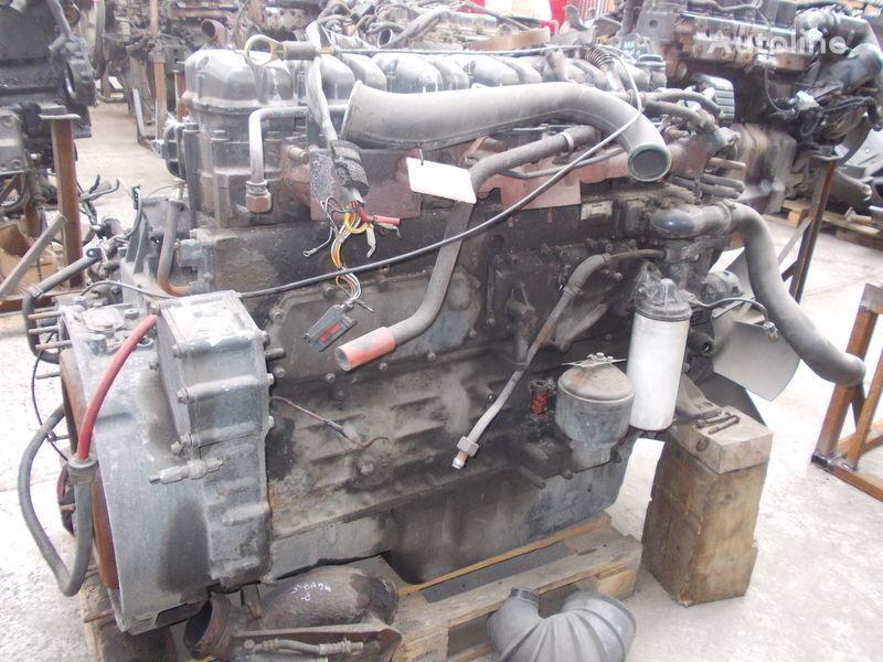Scania DSC 12 02 motor para SCANIA 124 camião tractor