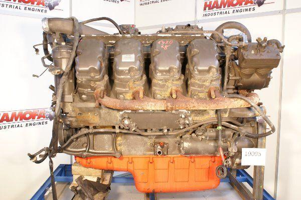 motor para SCANIA DC1602 camião tractor