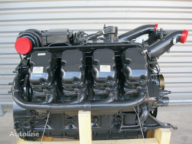motor SCANIA DC1602 para camião