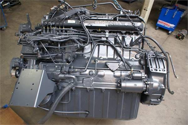 motor para SCANIA DC9.05 outros equipamentos de construção