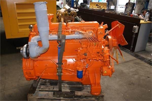 motor para SCANIA DS11 escavadora