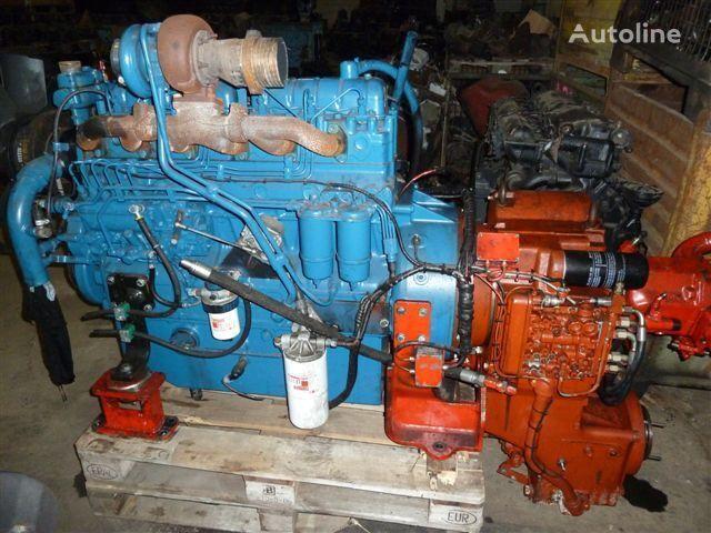 VAL88,  634 DS motor para SISU camião