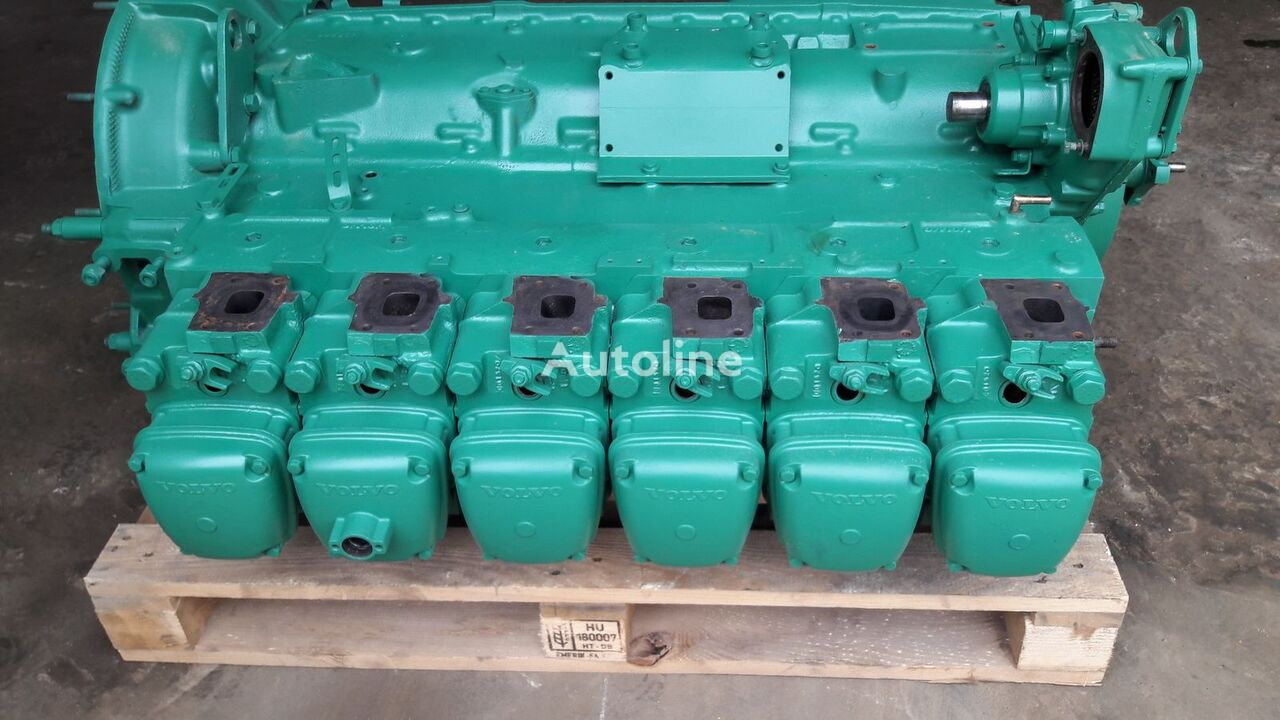 motor VOLVO B 10M para camião