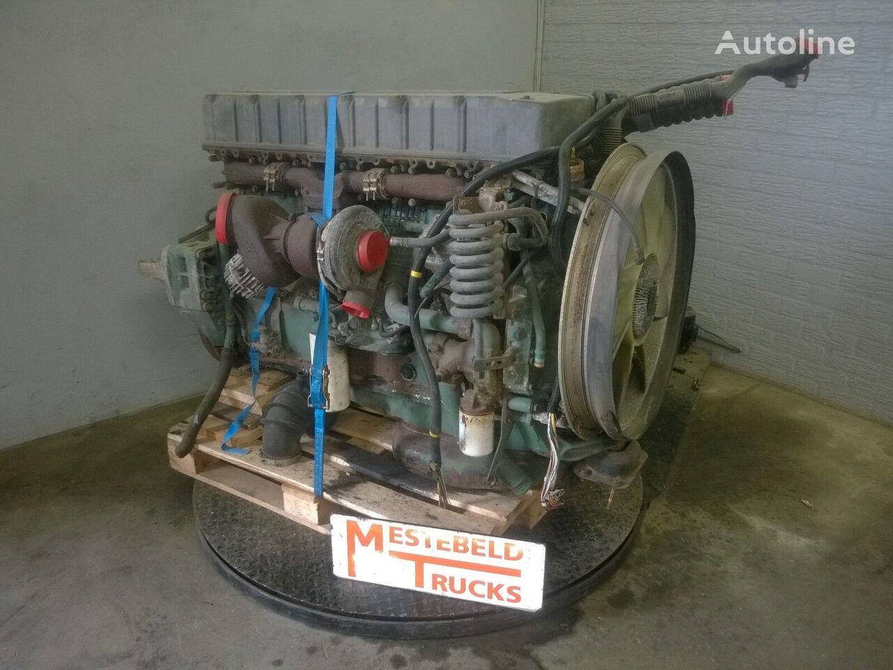 VOLVO D12A 420 EC 93 motor para VOLVO Motor D12A 420 EC 93 camião tractor