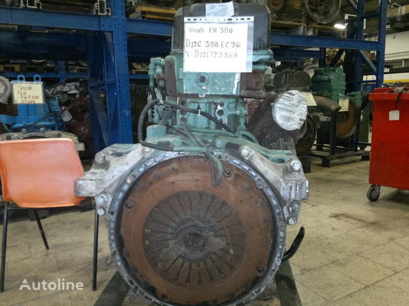 motor VOLVO D12C D12C-380HP para camião VOLVO FH12 / L180