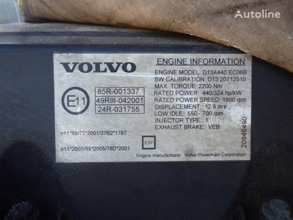 VOLVO D13A440 ECO6B motor para VOLVO camião