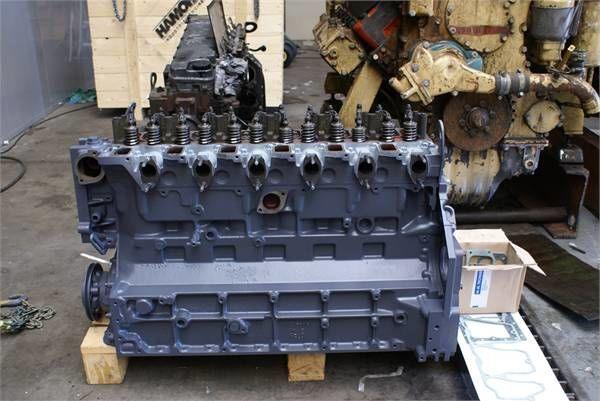 motor para VOLVO D7D LAE2 carregadeira de rodas