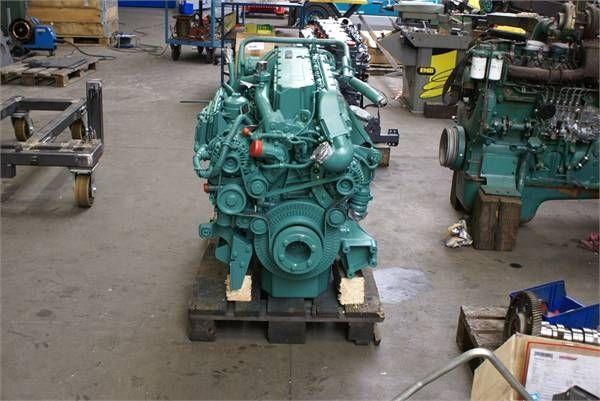 motor para VOLVO D7E outros equipamentos de construção