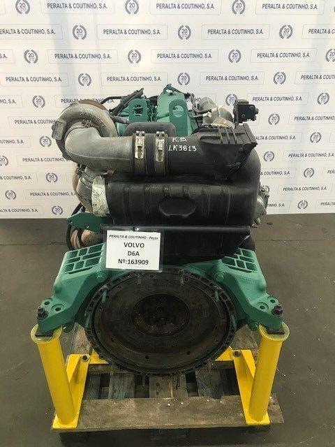 motor VOLVO /Engine D6A 250HP supercharged/ para camião