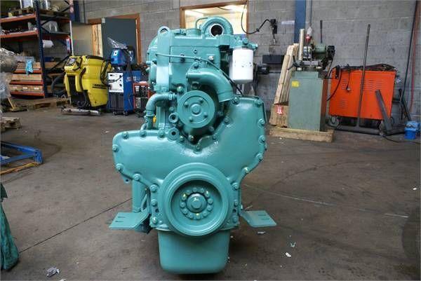 motor para VOLVO TD100G outros equipamentos de construção